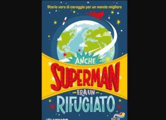 libro superman rifugiato