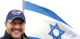 Salvini Israele terroristi Hezbollah