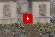 Macron gilet gialli