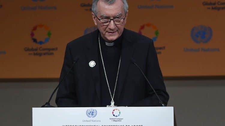 vaticano global compact