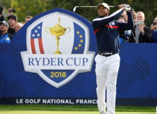 Ryder Cup golf Renzi