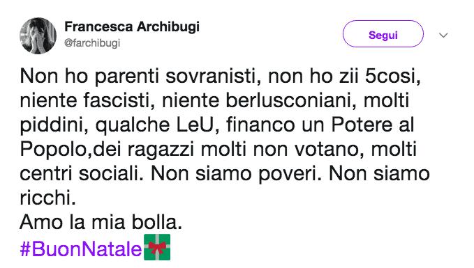 tweet Archibugi