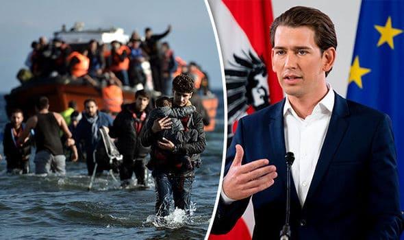 austria trafficanti asilo