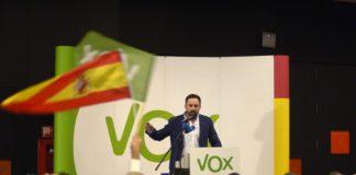Vittoria Vox Spagna Andalusia