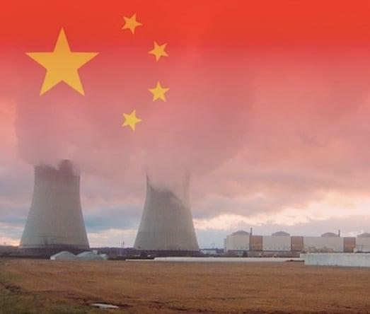 cina sovranità energia