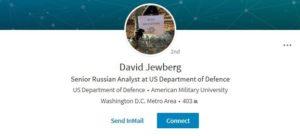 linkedin david jewberg