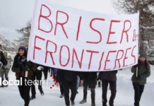 no borders francesi val di susa immigrati