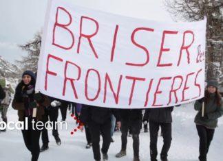 no borders francesi val di susa immigrati