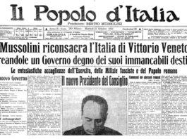 giacomo di belsito popolo d'italia
