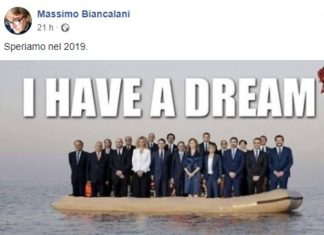 Don Biancalani i have a dream
