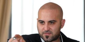 Giuliano Sangiorgi cantante dei Negramaro