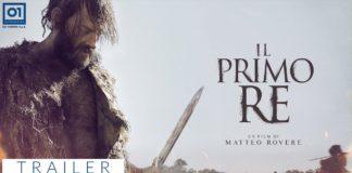 Il primo re film trailer