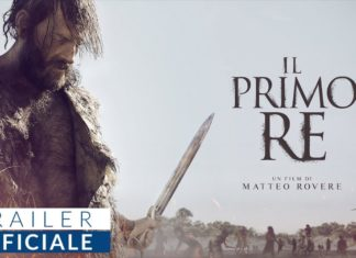 Il primo re film trailer