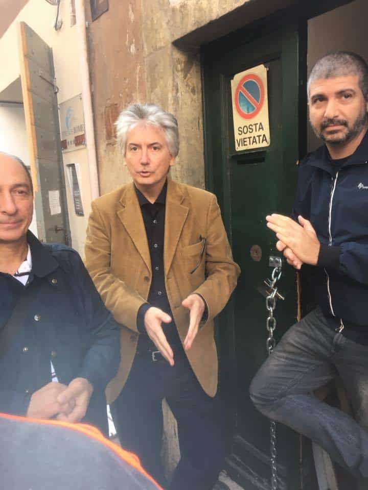 Michele Nardi via del Colosseo arrestato soldi diamanti