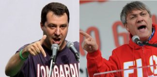 Salvini Landini flirt