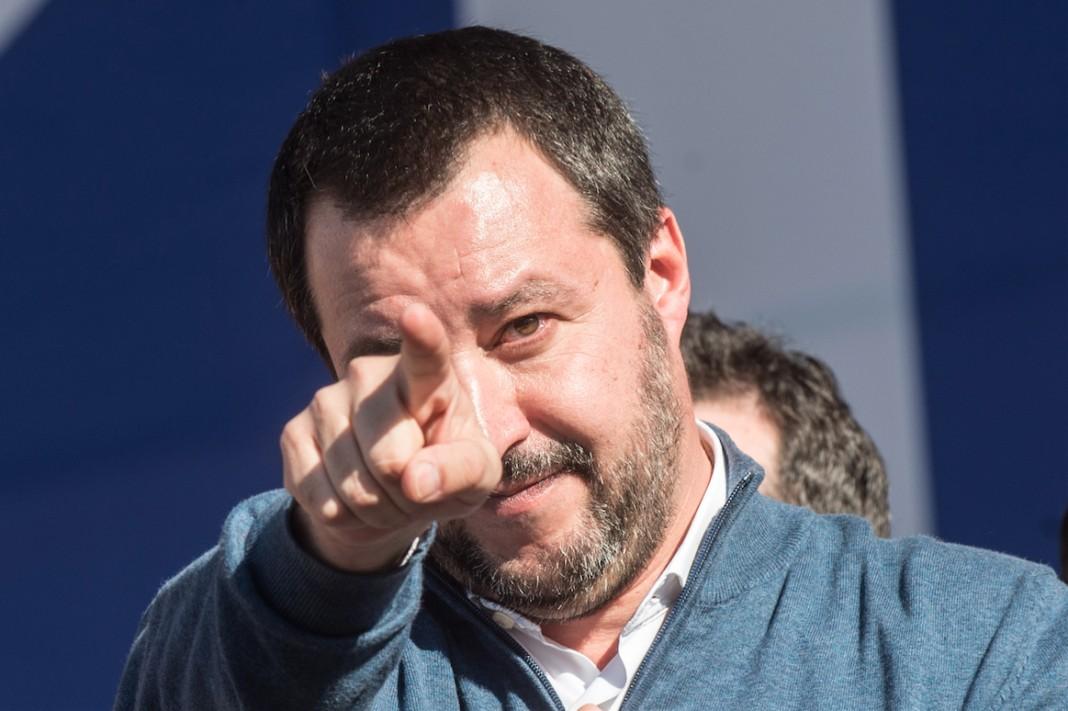 Salvini migranti immigrati ong Conte