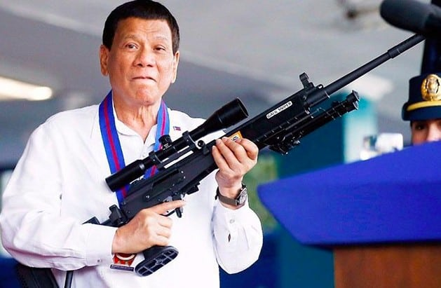 Duterte filippine revisori