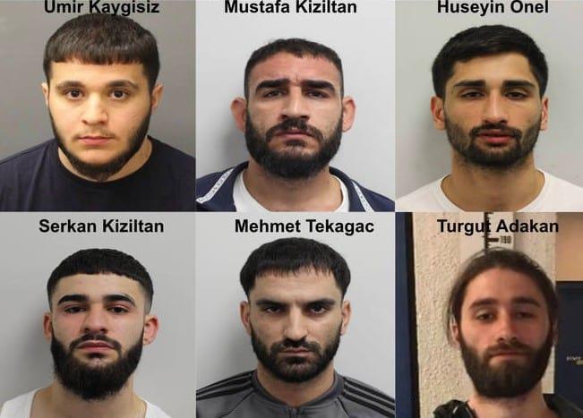 gang islamici acido omofobia