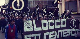 Blocco Studentesco Foibe Anpi