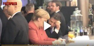 Conte Merkel M5S