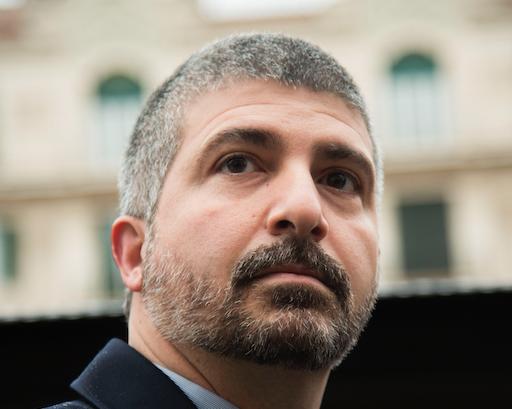 Simone Di Stefano segretario nazionale di CasaPound