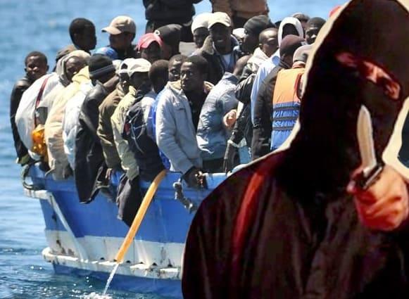 Kamikaze jihadisti isis