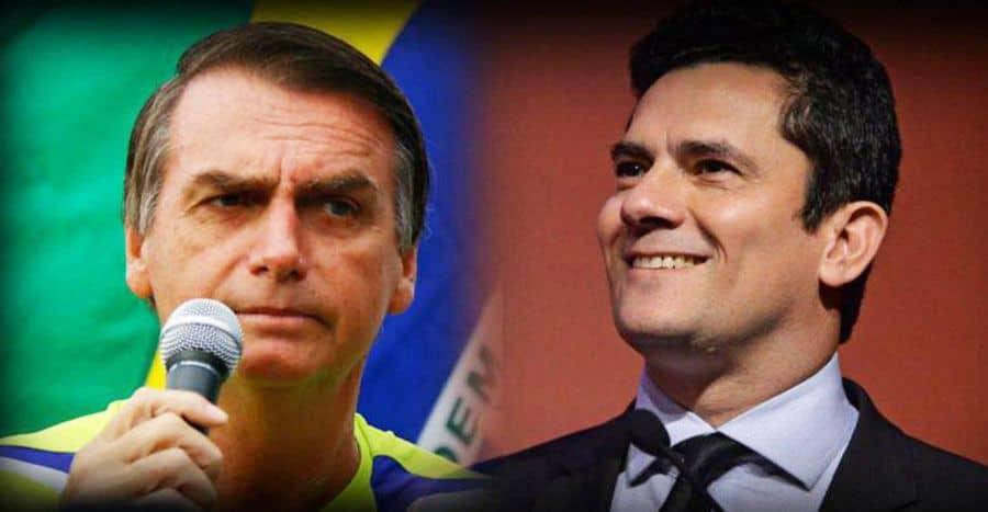 Bolsonaro ministro giustizia Falcone Borsellino Brasile