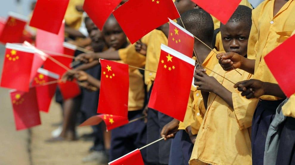 kenya cinese africa
