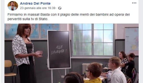Andrea Dal Ponte Vladimir Luxuria