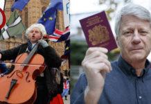 Simon Wallfisch Ebrei e Brexit