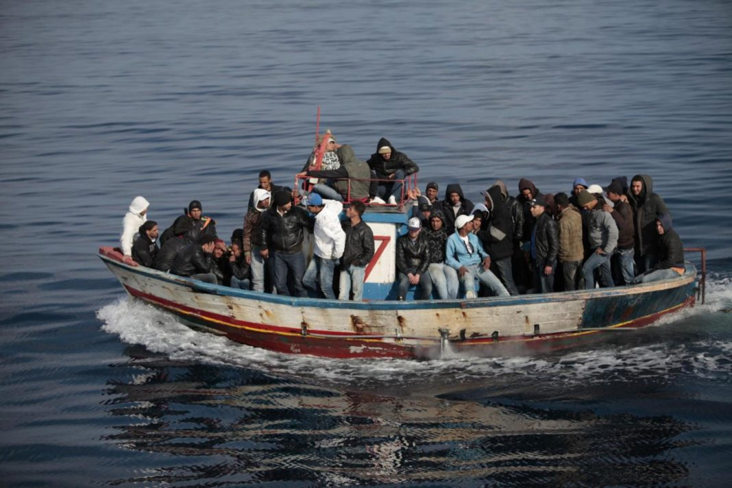 sbarchi immigrati