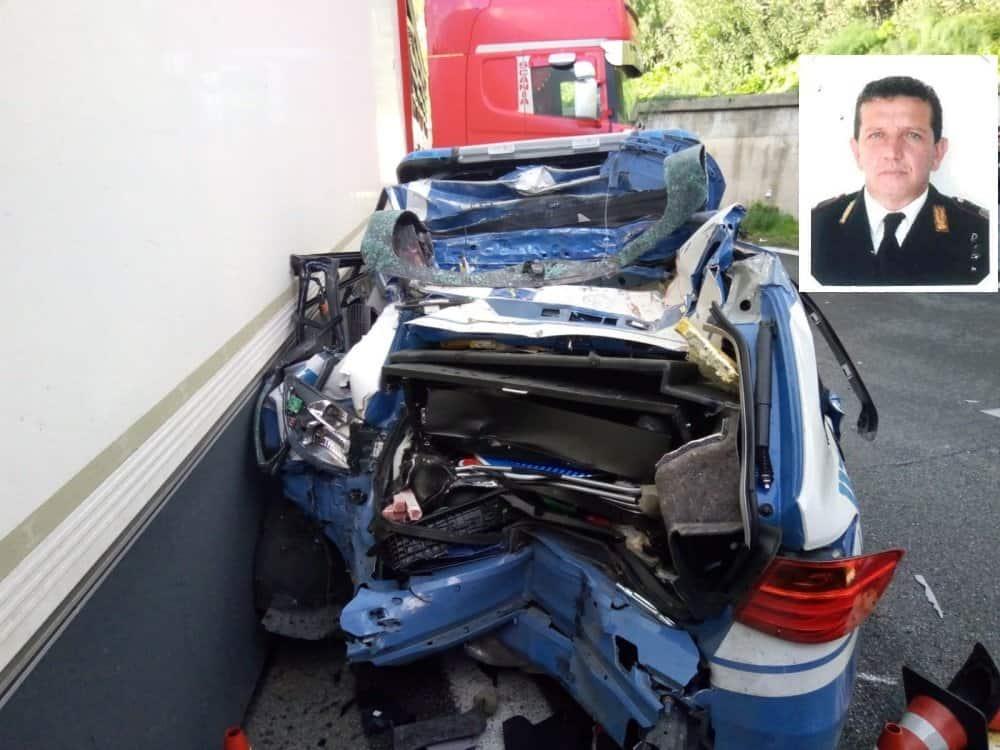 Angelo Spataro Agente morto A18