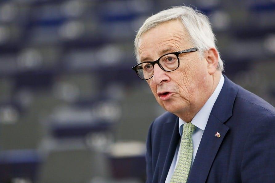Juncker di maio