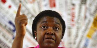Cecile Kyenge 50 milioni di immigrati