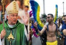 Vincent Nichols cardinale cattolico pro Lgbt