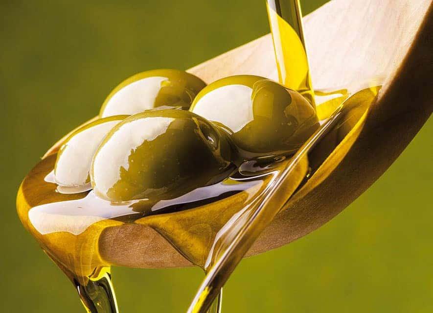 olio extravergine cina