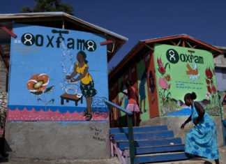 La ong Oxfam accusata di razzismo