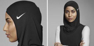 hijab nike milano