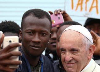 papa francesco migranti migrante gesù