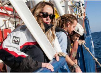 Sea Watch, a bordo Stefania Prestigiacomo