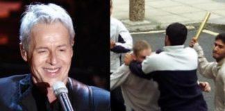 Claudio Baglioni Sanremo Rissa tra Magrebini