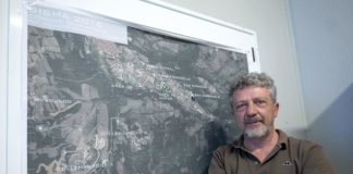 Filippo Palombini, sindaco di Amatrice