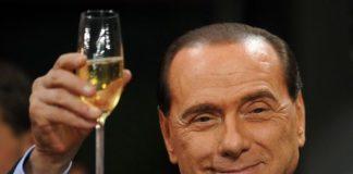 Berlusconi brinda ad un San Valentino da reazionari