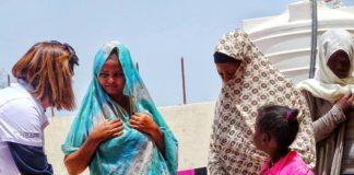 la Ong helpcode aiuta gli immigrati nei centri libici