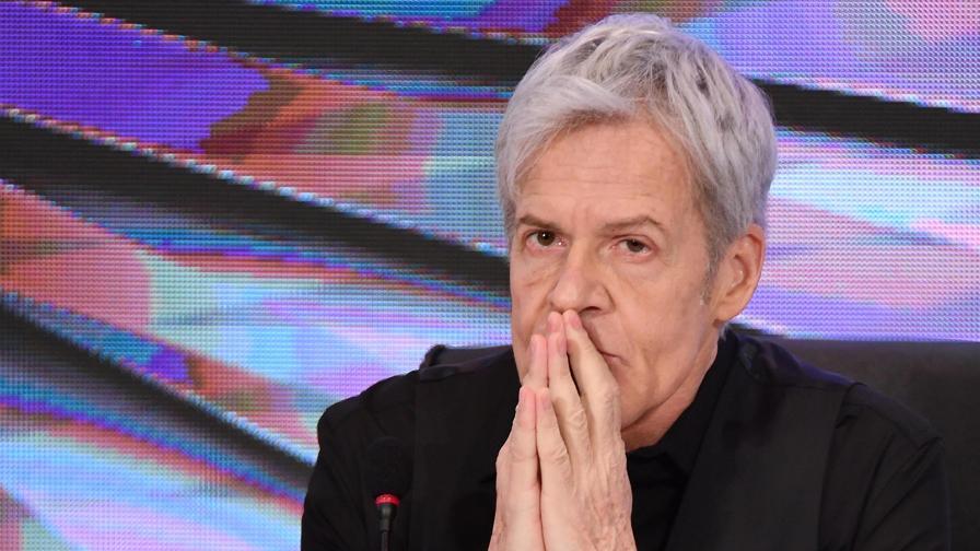 Claudio Baglioni al festival