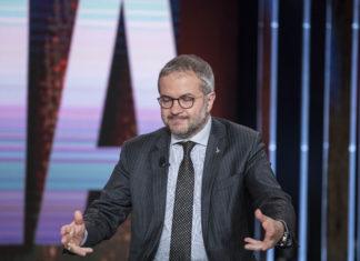 Claudio Borghi, responsabile economico della Lega