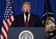 Donald Trump discorso