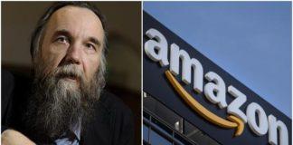 Dugin Amazon censura