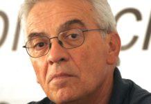 Don Vinicio Albanesi della comunità di Capodarco