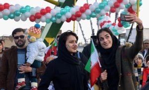 rivoluzione iran 2